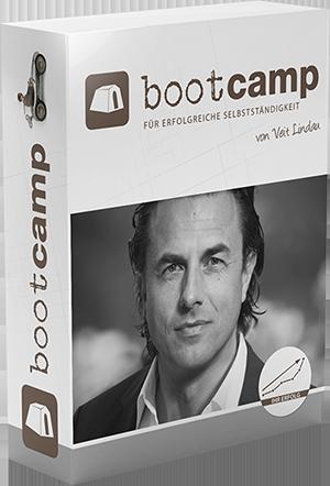 Bootcamp für erfolgreiche Selbstständigkeit