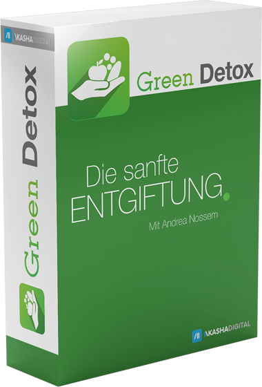 Green Detox - Entgiften leichtgemacht