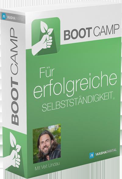 Erfolgreich Selbstständig Das BootCamp 2.0
